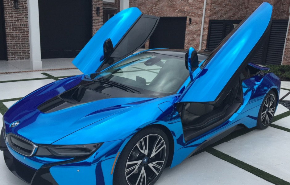 2015 Bmw I8 Awd Coupe Gulf Coast Exotic Auto