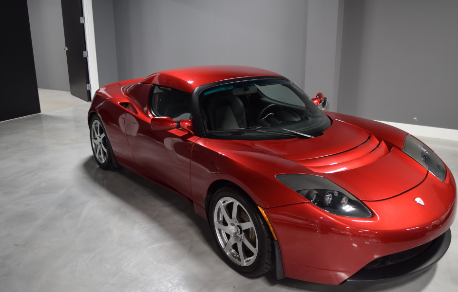 2008 tesla roadster gulf coast exotic auto. Black Bedroom Furniture Sets. Home Design Ideas