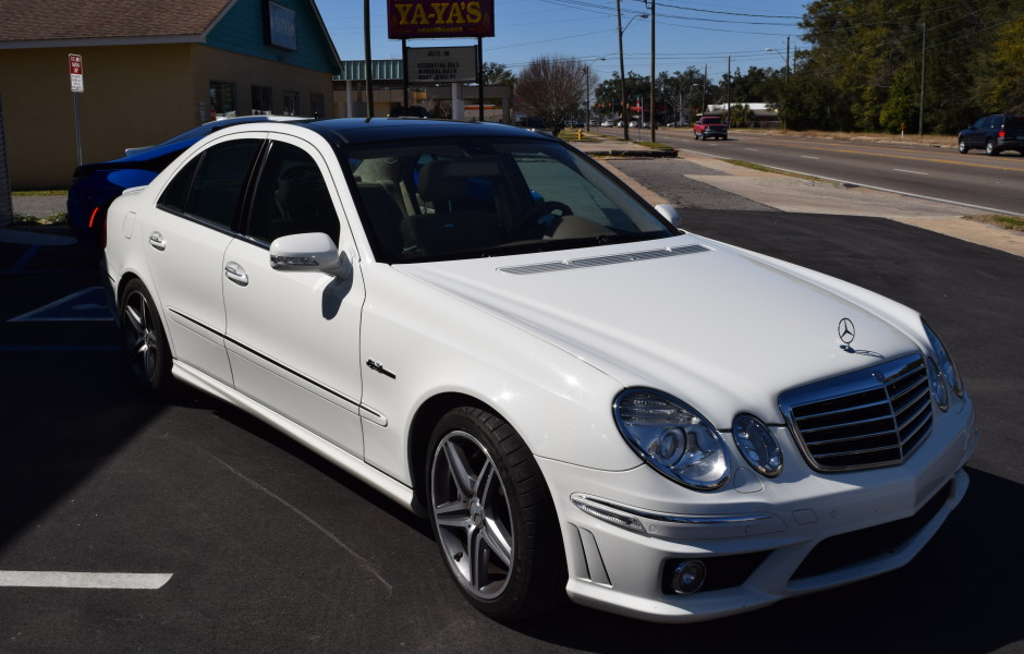 2009 Mercedes Benz E63 AMG –Sold– – Gulf Coast Exotic Auto