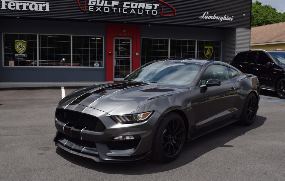 2016 Ford Shelby Mustang GT350 Limited Edition! – Gulf Coast Exotic Auto