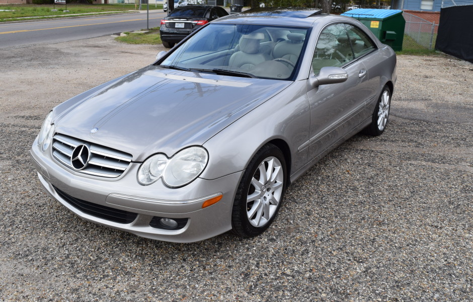 2007 mercedes benz clk 350 gulf coast exotic auto for 2007 mercedes benz clk