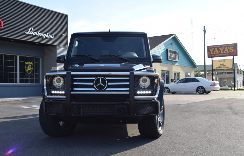 2016 mercedes benz g550 gulf coast exotic auto for Mercedes benz g550 suv used