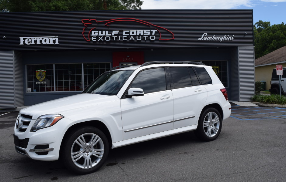 2014 mercedes benz glk 350 gulf coast exotic auto for How much is a 2014 mercedes benz