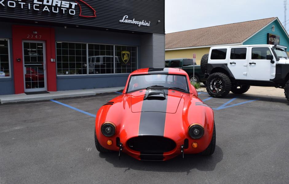 1965 Shelby Cobra Back Draft Build! – Gulf Coast Exotic Auto