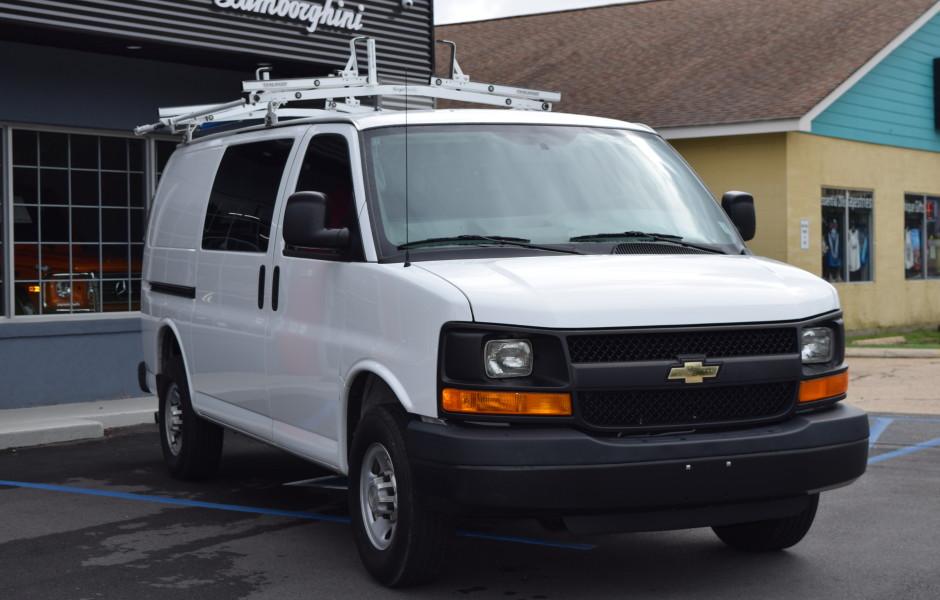2014 Chevrolet Express Cargo 2500 3dr Van  U2013 Gulf Coast Exotic Auto
