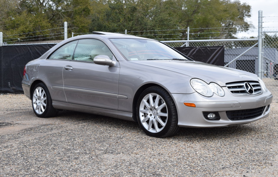 2007 Mercedes Benz Clk 350